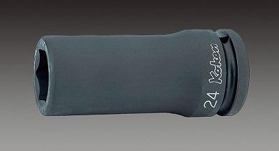 【個人宅配送不可】 エスコ EA164EK-55 直送 代引不可・他メーカー同梱不可 3/4 sqx55mm ディープインパクトソケット EA164EK55【キャンセル不可】
