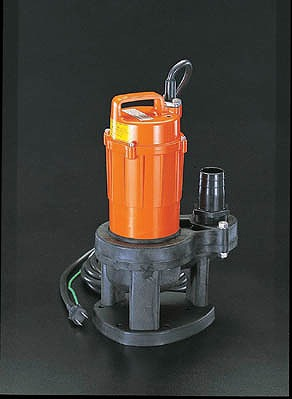 【個人宅配送不可】[EA345JM-60]「直送」【代引不可・他メーカー同梱不可】 40mm 汚水用水中ポンプ (60Hz) EA345JM60【キャンセル不可】