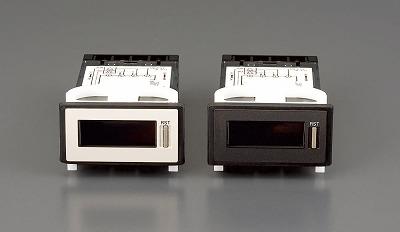 【個人宅配送不可】[EA940LJ-11]「直送」【代引不可・他メーカー同梱不可】 AC100-240Vトータルカンウンター (ライトグレー) EA940LJ11【キャンセル不可】