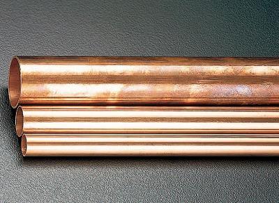 【個人宅配送不可】[EA440DB-10A]「直送」【代引不可・他メーカー同梱不可】 25.4mm x2m銅管 (2本) EA440DB10A【キャンセル不可】
