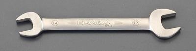 【個人宅配送不可】 EA615TA-3 直送 代引不可・他メーカー同梱不可 8x9mm チタン合金製 両口スパナ EA615TA3【キャンセル不可】