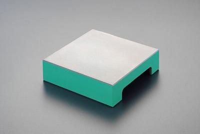 【個人宅配送不可】[EA719X-21]「直送」【代引不可・他メーカー同梱不可】 200x200x50mm /5.4kg箱型定盤 (機械仕上) EA719X21【キャンセル不可】