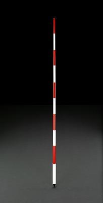 【個人宅配送不可】 EA720MF-21 直送 代引不可・他メーカー同梱不可 2m測量用伸縮ポール EA720MF21【キャンセル不可】