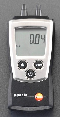【個人宅配送不可】[EA729SX-10]「直送」【代引不可・他メーカー同梱不可】 0~+100hPa差圧計 EA729SX10【キャンセル不可】