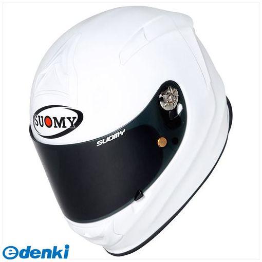 スオーミー SUOMY SSR00W303 SR-SPORT PLAIN WHITE【プレーン ホワイト】 Lサイズ