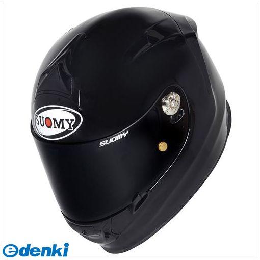 スオーミー(SUOMY) [SSR00W601] SR-SPORT [PLAIN BLACK【プレーン ブラック】] Sサイズ