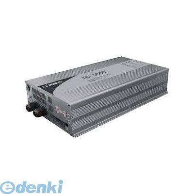 電菱(DENRYO) [TS-3000-112G] 正弦波インバータ:TSシリーズ サイン波連続3000W TS3000112G