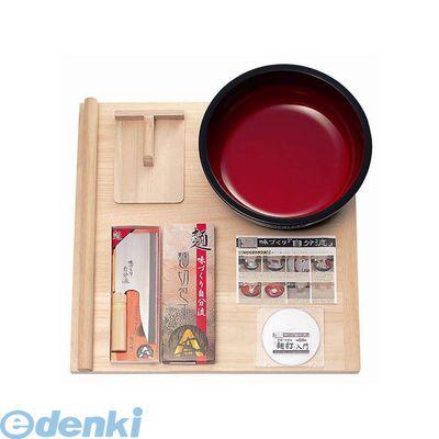 豊稔企販 A-1230 家庭用麺打セットA DVD付 A1230