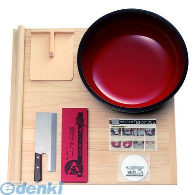 豊稔企販 [A-1260] 普及型麺打セット大 DVD付 A1260【送料無料】