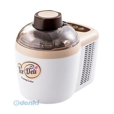 ハイアール [JL-ICM710A(W)] ペルチェ式アイスクリームメーカーJLICM710A(W)【送料無料】