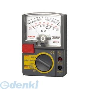 【あす楽対応】sanwa(三和電気計器) [PDM5219S] 定格電圧3レンジ式、小型 PDM-5219-S【即納・在庫】