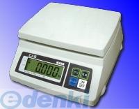 【個数:1個】[TI-2KG] CASデジタルはかり(検定無)ひょう量:2kg TI2KG