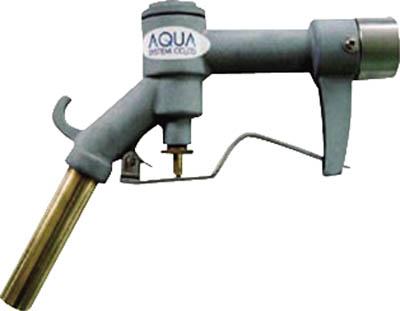 【個数:1個】アクアシステム アクア GNAL25 直送 代引不可・他メーカー同梱不可 アルミ製ガンノズル 一般油用 25