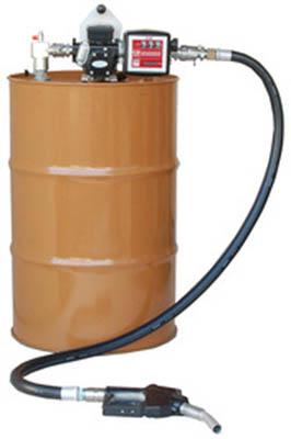 【個数:1個】アクアシステム(アクア) [K33EVPD56ATN]「直送」【代引不可・他メーカー同梱不可】 軽油・灯油用ハンディポンプドラム缶用