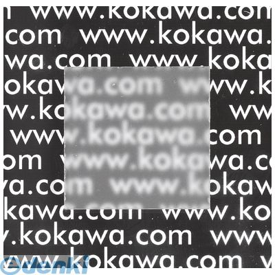 【個数:3個】粉河 KOKAWA AC-RM-40 直送 代引不可・他メーカー同梱不可 アクリル板 両面ミスト 4mm 3入 ACRM40【送料無料】