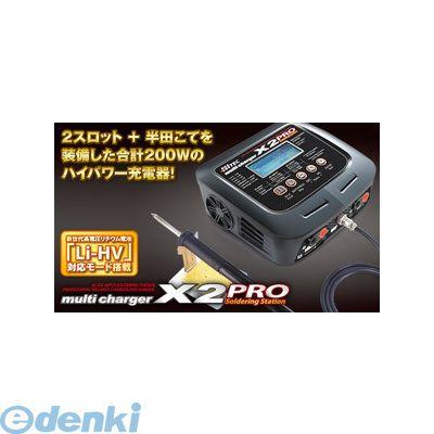 【個数:1個】ハイテックマルチプレックスジャパン 44236 HitecMultiCharger X2 PRO