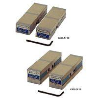 一流の品質 カネテック KANETEC KPB-2F25 両面吸着永磁ブロック KPB2F25, ワンダーアイズ 304c6682
