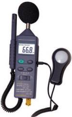 4-IN-1 環境測定器 多機能型 4IN1