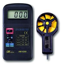 [AM-4200] 風速計(ハンディタイプ) 風力計 AM4200
