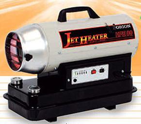 爆売り! ジェットヒーター【送料無料】:測定器・工具のイーデンキ 可搬式温風機 直送 オリオン HPE80A ・他メーカー同梱 【在庫切れ】【納期未定】オリオン-DIY・工具