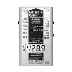 ME3951A デジタル低周波電界/磁界強度測定器電磁波測定 ME-3951A