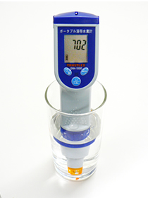 [ENH-1000]ポータブル溶存水素計