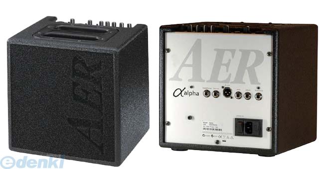 AER エーイーアール ALPHA 直送 代引不可・他メーカー同梱不可 アコースティックギターアンプ アルファ 40Wアコースティックアンプ ALPHA