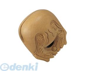 【個数:1個】キクタニ KIKUTANI TB-16.5 木魚 16.5cm 5.5寸 TB16.5