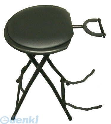 【個数:1個】MAXTONE TFLC-006 ギタースタンド付き弾き語り用椅子 TFLC006