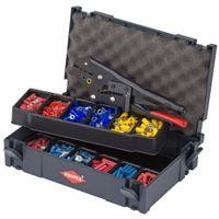 クニペックス KNIPEX 9790-00 圧着ペンチセット 輸入 工具 979000