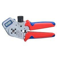 クニペックス KNIPEX 9752-63 圧着ペンチ 輸入 工具 975263