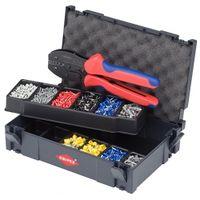 クニペックス KNIPEX 9790-23 圧着ペンチセット 輸入 工具 979023