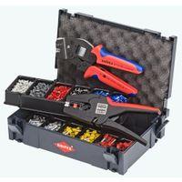 クニペックス KNIPEX 9790-24 圧着ペンチセット 輸入 工具 979024