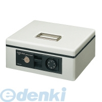 コクヨ(KOKUYO) [54670570] 手提げ金庫B5シリンダー錠・ダイヤル錠ライトグレー CB-12M