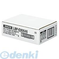 コクヨ(KOKUYO) [54949836] カラーLBP&コピー用紙ラベルリラベルはかどり24面上下余白500枚 LBP-E80646【送料無料】