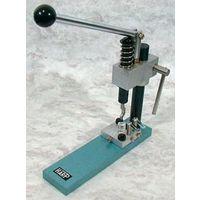ハープ HARP No.400 レバー式刻印打機 彫金 工具 No.400