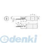 京セラ(KYOCERA)[S22K-SVNR12SN] 内径用ホルダ S22KSVNR12SN