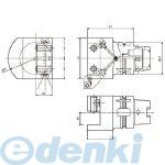 京セラ KYOCERA T100H-S2525-105F HSK?Tツーリング T100HS2525105F
