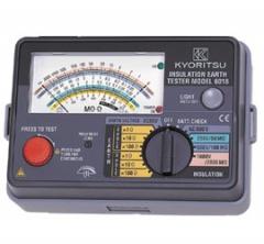 共立電気計器【6018F(6018+7100)】アナログ式絶縁・接地抵抗計 6018F(6018+7100)