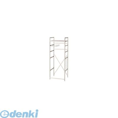 山崎産業 CONDOR FU602600XMB 【清掃用具収納庫】SKラック本体 408-8450
