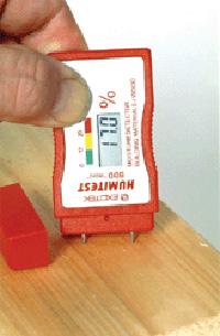MK BDD-MINI 木材/建材用 水分計 BDDMINI