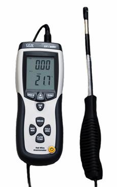 【個数:1個】【受注生産品 納期-約3週間】MK[DT-8880] 熱線式風速計 DT8880