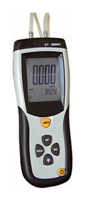 MK DT-8890B 微差圧マノメーター DT8890B