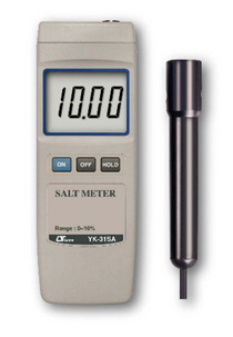 MK YK-31SA デジタル塩分計 高濃度塩分測定用 YK31SA