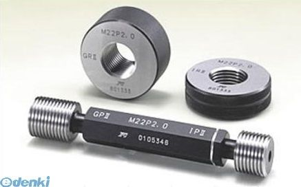 測範社 GP2XWP2 3-0.5 メートルネジプラグゲージ並目 GP2XWP230.5