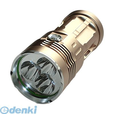アイガーツール(EIGERTOOL) [4986449030852] アイガー10WハイパワーLEDライト EH2000