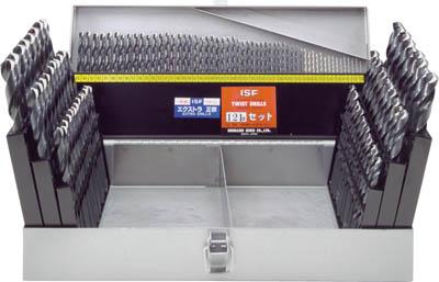 【ポイント最大29倍 3月25日限定 要エントリー】イシハシ精工 IS EXD-121S エクストラ正宗ドリル 121本組セット EXD121S【キャンセル不可】