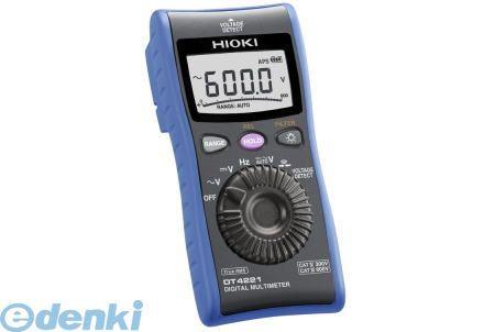 日置電機 DT4221 デジタルマルチメータ