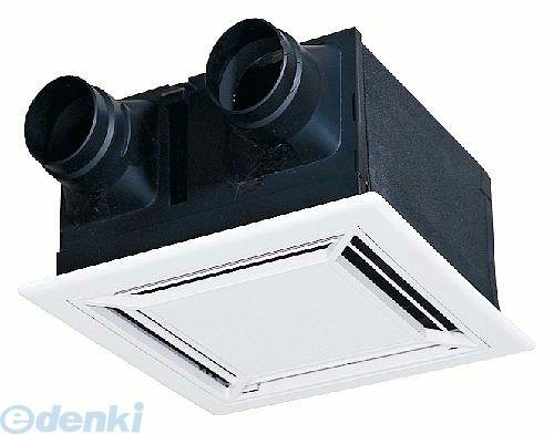 三菱換気扇 [VL-100ZS2] ダクト用ロスナイ VL100ZS2
