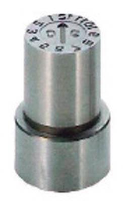 【個数:1個】浦谷 PB-NM-10 直送 代引不可・他メーカー同梱不可 P型金型デートマークNM型 10mm PBNM10【キャンセル不可】